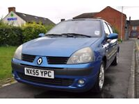 RENAULT CLIO 1.5 DCI DYNAMIQUE 5DR (£30 YEAR ROAD TAX, FSH)