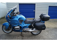 BMW R1100RT 2001 GOOD HISTORY RUNS AND RIDES VERY WELL