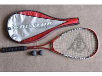 Dunlop Ultramax T1 Squash Racket