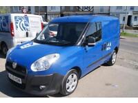 Fiat Doblo Cargo 16v SX Multijet (blue) 2010