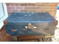 huge storage trunk chest