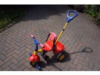 Little Tikes 4-in-1 Trike, Bought new