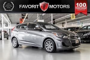 2013 Hyundai Accent Heated Seats, Keyless Entry