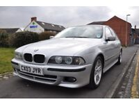 BMW 5 SERIES 2.5 525D SPORT 4DR ( FULL SERVICE HISTORY)