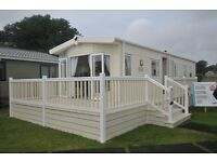 Brand new holiday home with decking looking for long term let