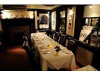 Sous Chef for AA Rosette Restaurant
