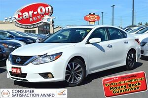2016 Nissan Altima 2.5 SV SUNROOF B-UP CAMERA