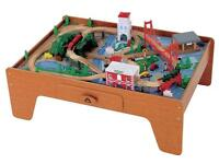 Wooden train set 'Big City' from Mothercare