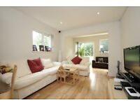 Two bedroom property on a quiet, leafy road in Cricklewood