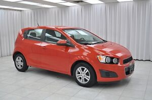 2012 Chevrolet Sonic 1.8 ECO 5SPD 5DR HATCH w/ A/C, ON-STAR & 15