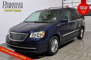 2016 Chrysler Town & Country TOURING-L**VOLANT CHAUFFANT**SIÈGES