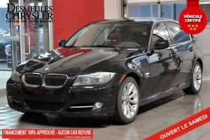 2010 BMW 1 Series 4 portes berline 335i xDrive à traction