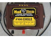 HOTLINE ELECTRONIC FENCER PIOO EAGLE, Think was never used