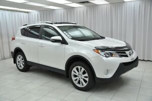 2015 Toyota RAV4 LIMITED AWD SUV w/ BLUETOOTH, NAVIGATION, HEATE