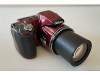 Nikon COOLPIX L840 16.1MP Digital Camera - Mint / 1080p HD / Wifi