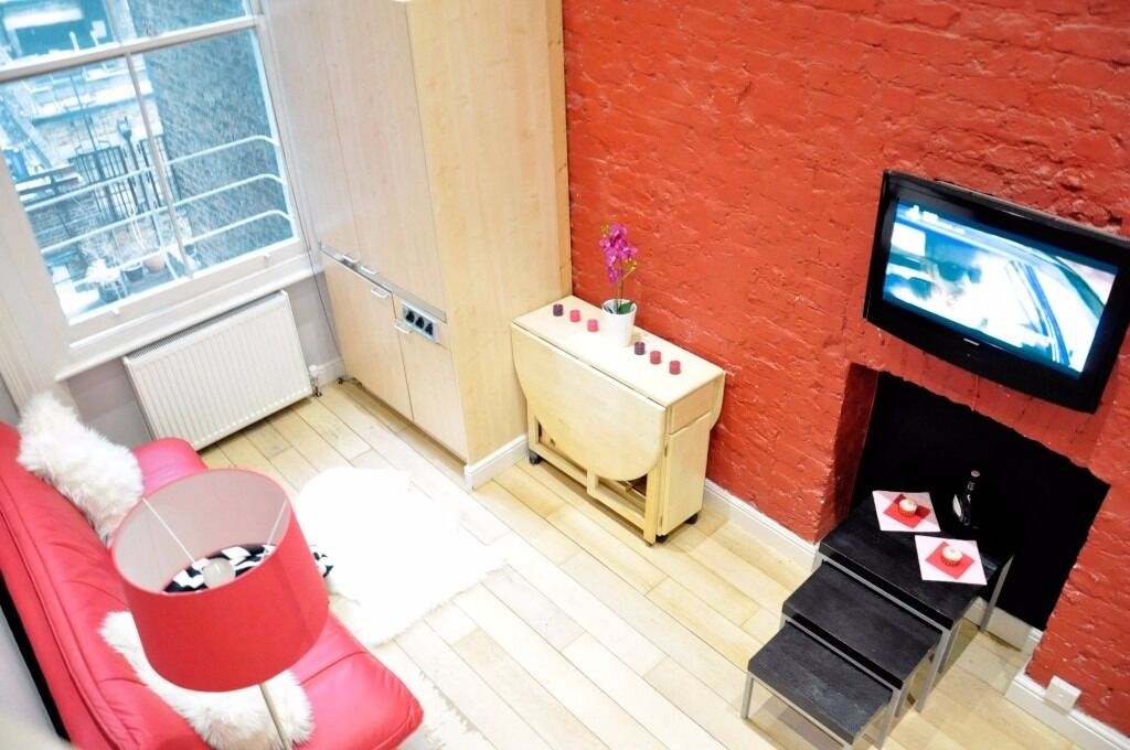 Studio flat in Notting Hill available in January - bills included 21 21