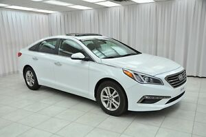 2017 Hyundai Sonata GLS SEDAN w/ BLUETOOTH, HTD SEATS/STEERING,