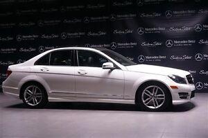 2014 Mercedes-Benz C300 4matic Sedan Promo*** Avantgarde Edition