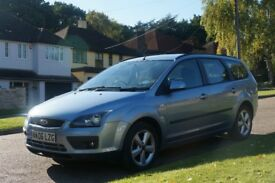 Ford Focus Estate Tdci 2006 Low Mileage Full Service History