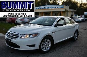 2012 Ford Taurus SE | BLUETOOTH | CD | POWER OPTIONS
