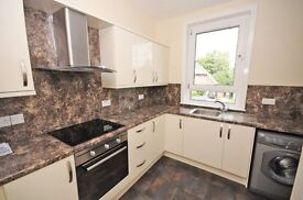 ***LET AGREED*** Immaculately presented, 2 bed upper cottage flat with Garden - HILLFOOT, Renton