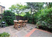 ***Poets Road, 3 bed flat, ground floor purpose built with garden***