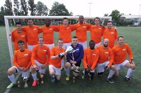 Join Football Team: Players wanted: 11 aside football. South West London Football Team. Ref: kt23a