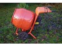 Belle Cement Mixer for sale, 240 Volt Electric