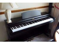 DIGITAL PIANO - KAWAI KDP80 - IMMACULATE , AS NEW , VIRTUALLY UNPLAYED .