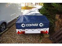 Trailer tent Conway Camargue