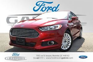 2015 Ford Fusion Energi CUIR+NAV+ROOF