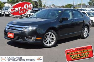 2011 Ford Fusion SEL 3.0L V6 LEATHER SUNROOF