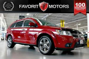 2012 Dodge Journey R/T AWD | LTHR | REAR SENSORS | HEATED SEATS