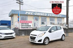 2015 Chevrolet Spark 1LT - Loaded Call Today Easy Finance
