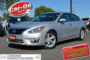 2014 Nissan Altima 2.5 SL LOADED LEATHER SUNROOF