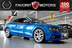 2009 Audi S5 Coupe 4.2L V-8 QUATTRO | MANUAL | NAV | BACK CAM