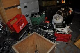 Garage clearance open to offers
