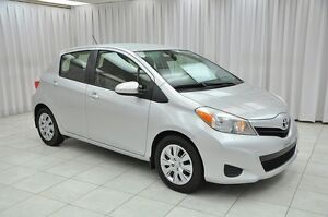 2012 Toyota Yaris LE 5DR HATCH w/ BLUETOOTH, A/C & KEYLESS ENTRY
