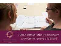 Home Instead Senior Care Companion Carer Part-time