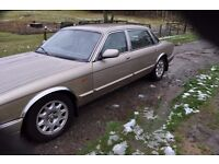 jaguar xj8 sovereign spare or repair