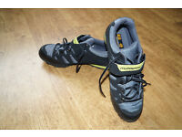 Mens Muddyfox TOUR 100 Low Cycling Shoes size 10