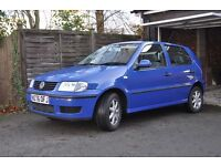Volkswagen POLO 1.0L reliable and cheap to run