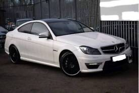 Mercedes Benz C63 AMG Coupe Edition 125