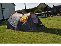 Tent. 4 berth, Campus Sherpa 4