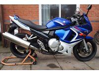 2009 SUZUKI GSX 650 F GSXR R6 ZX6R BANDIT £2250 O.N.O