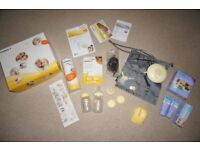 Medela Swing Electric Breast Pump plus loads of extras! All in excellent condition