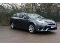 TOYOTA AVENSIS D-4D ACTIVE (grey) 2016