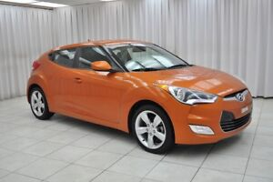 "2014 Hyundai Veloster """"ONE OWNER"""" 1.6L 4PASS 4DR HATCH w/ BLUE"