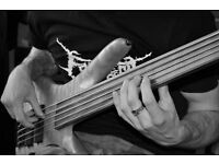Bass Guitar and Music Theory Private Lessons: from total beginner to advanced