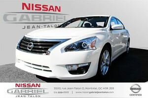 2013 Nissan Altima SV TOIT OUVRANT ONE OWNER NEVER ACCIDENTED